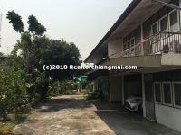 Land for sale 251 Sq.wa. in the heart of Chiangmai City