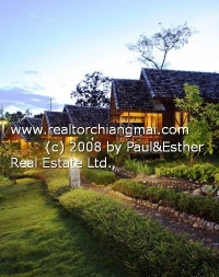 Resort for sale in Pai,  Maehongson, Thailand .