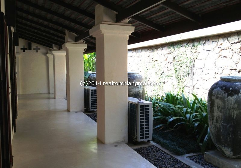 Resort for sale in Chiangmai Thailand.