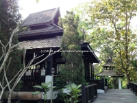 Resort Homes villa for SALE near Mountain, Lamphun on 11 Road .