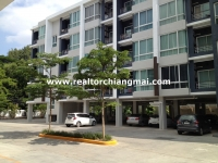 Beautiful and Furnished Condo for Rent in Chiangmai Thailand.