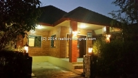 Single storey house for Rent in Tha Wang Tan Chiangmai, Thailand.
