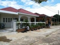 Single storey house FOR RENT in San Sai, Chiang Mai, Thailand Near HomePro
