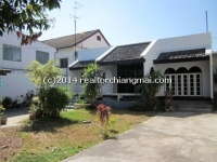 Renting house in Nimmahaem, Chiangmai, Thailand