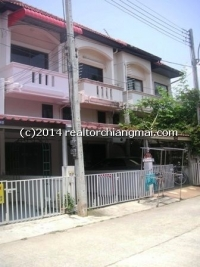 Renting house in Tha Wang Tan area Chiangmai, Thailand.
