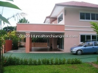House For Rent in Wiang Kum Kam Chiangmai, Thailand.