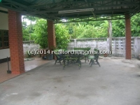 Renting house in Payap University International Chiangmai, Thailand.