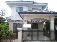 House for rent San Sai in Chiangmai, Thailand.