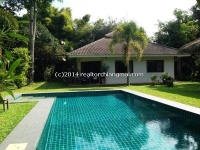 3 Houses with private swimming pool for rent in Hang Dong, Chiangmai, Thailand
