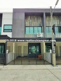 Townhome for rent in Hang Dong, Chiang Mai, Thailand
