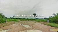 Land for sale 2 Rai in Baan Klang, San Pa Tong, Chiangmai , Thailand