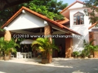 Greenary home for rent in Sansai Chiangmai, Thailand- feeling